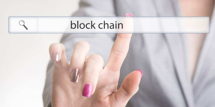 Search Social & Blockchain Technology